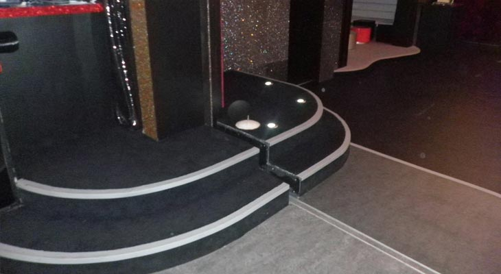 Luxury Night Club Flooring In London Euro Pean Flooring