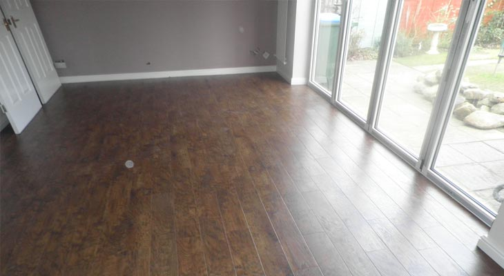 Karndean Wood Effect Vinyl Flooring And Carpet Fitters In Horsham