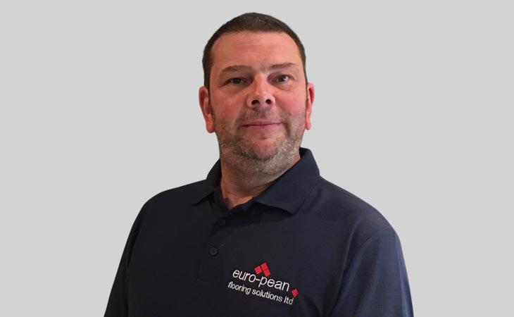 John Pean from Euro-Pean Flooring