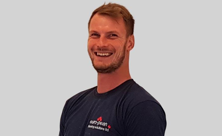 Tony White from Euro-Pean Flooring