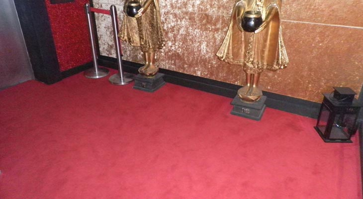 London night club flooring