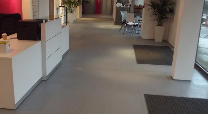 Commercial Flooring in Sussex and Kent
