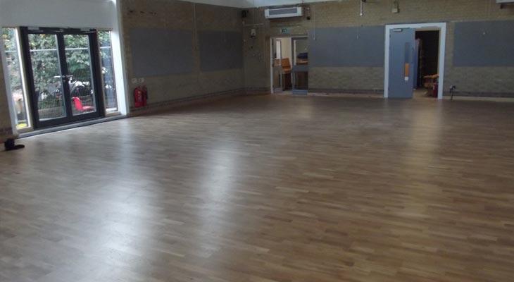 School flooring in London Featured Image