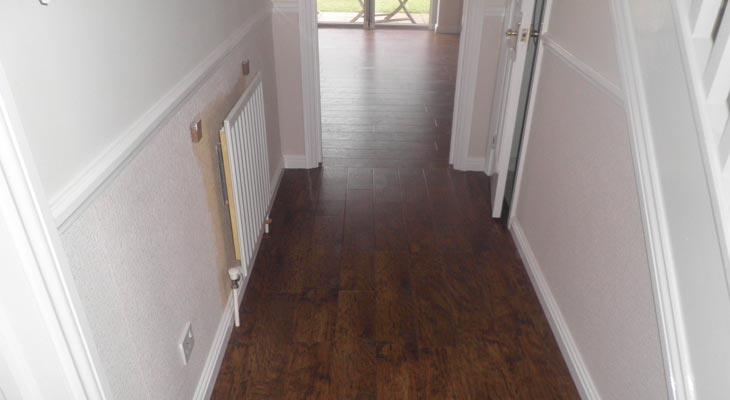 Karndean Wood Effect Vinyl Flooring in Horsham