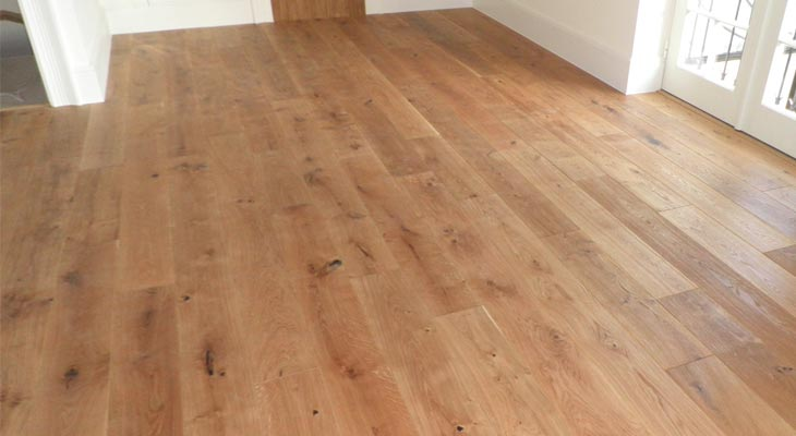 Engineered Oak Wood Flooring in Cobham