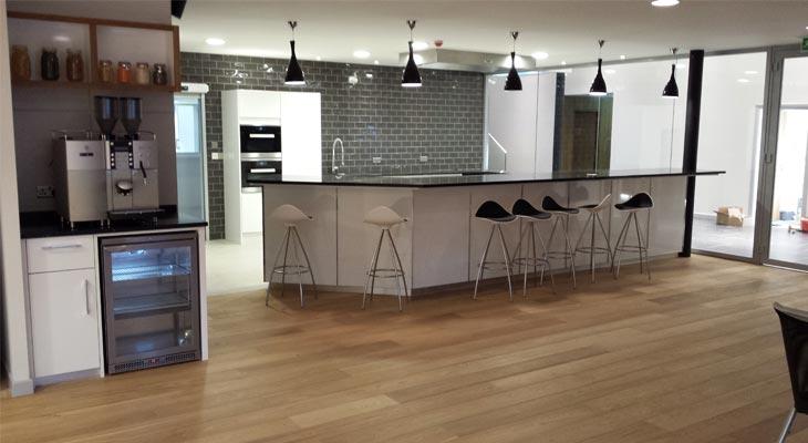 Commercial Flooring at LSG SKYCHEFS near Heathrow