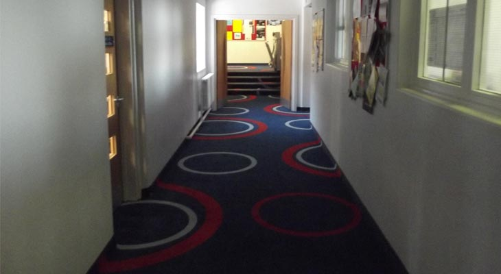 Specialist college flooring in Surrey by Euro-Pean Flooring